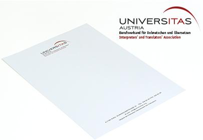 UNIVERSITAS Corporate Identity